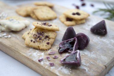 Knibbles 'n sweets - cuberdons, sfeer